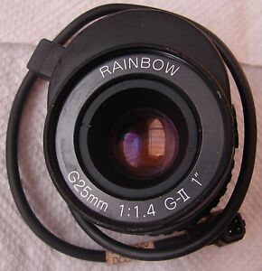 Rainbow Lens G25mm 1 1 4 G ii 1