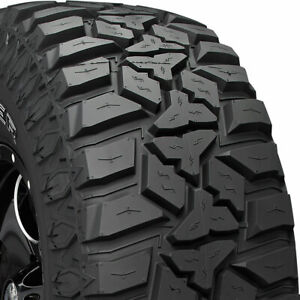4 New 33 1250 15 Cooper Discoverer Mtp Mud Terrain 12 50r R15 Tires 11965
