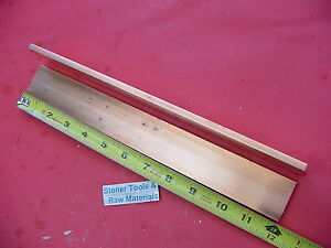 2 Pieces 1 4 x 1 1 2 C110 Copper Bar 12 Long Solid Flat 25 Bus Bar Stock H02