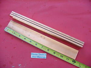 4 Pieces 1 4 x 1 1 2 C110 Copper Bar 12 Long Solid Flat 25 Bus Bar Stock H02