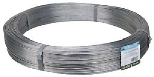 Bekaert 118141 4000 Ft Coil 12 5 Gauge Class 3 High Tensile Fencing Fence Wire