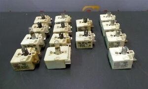 Square D Km1 Km3 Lamp Light Module Illuminated Lot Of 14