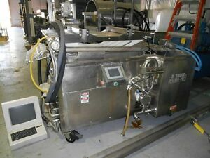 Nothum Batterpro Tempura Batter System Mdl Bp 24 Stainless Steel Food Processing