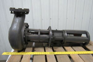 Gusher Cl 5x6 10sel cdmadp 7550 Series Vertical End Suction Pump No Motor