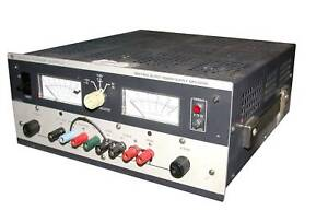 Kepco Inc Multiple Output Power Supply Model Mps620m