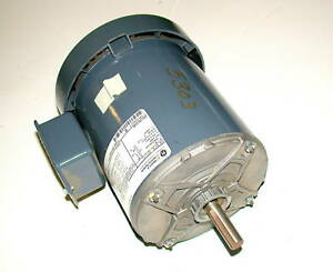 Ge 3 Phase Ac Motor 1 5 Hp Model Sk46kn2175