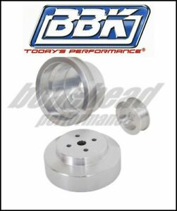 Bbk Performance 1620 Underdrive Pulley Kit 1988 1992 Chevy Camaro