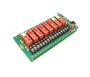 Gordos Pb 8h 8 channel Solid State Relay Module W relays