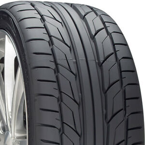 2 New 245 45 20 Nitto Nt 555 G2 45r R20 Tires 18558