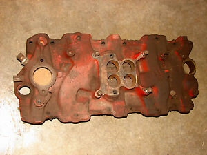58 Chevrolet Impala 348 250hp Intake 4bbl Manifold 3732757 Dated D2258