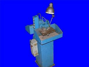 Very Nice Hammond Carbide Tool Grinder Model Wd 6 3 Phase 440 Volts 3600 Rpms