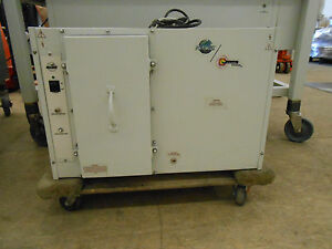 Nuaire Nu 819002 Ser 3 Bag In Bag Out Blower Module 115v