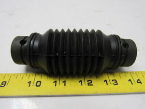 16mm Universal Flexible Shaft Coupling W boot Miss Alignment