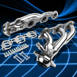 Fit Ford F150 97 03 4 2l V6 Stainless Steel Performance Header Manifold Exhaust