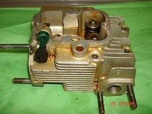 Lister Petter 6 5 Hp Diesel Engine Cyc Head C406542 Small Engine