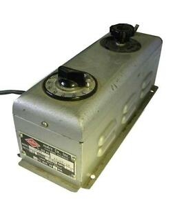 Nuarc Cp25 Lamp Power Supply 120 Vac 1a 8 5 20 Vac Sold As Is