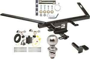 Complete Trailer Hitch Package W Wiring Kit Fits 2010 2019 Ford Taurus Drawtite