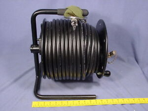 Hannay Avc 18 10 11 Spe4a6 13 v l024 5995 01 590 9664 Cable Assembly And Reel