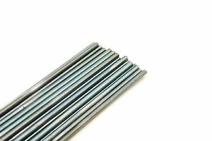 20 Threaded Rod 7 16 14 X 36 A307 Zinc Plated All thread 7 16 X 3 Ft