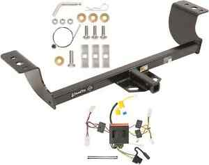 Trailer Hitch W Wiring Kit Fits 2011 2014 Dodge Charger Class Ii Draw tite New