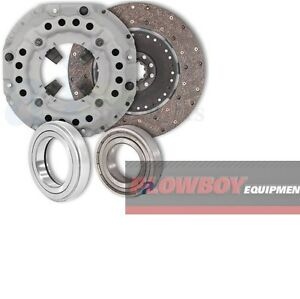Clutch Kit For Ford Tractor 5600 5610 5700 5900 6600 6610 6700 6710 C7nn7563b 12
