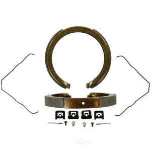 Parking Brake Shoe Quickstop Rear Wagner Z784
