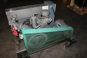 Worthington 3 Stage 7 5hp 2va3 High Pressure Compressor