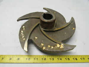 Gusher Pumps Series 7600 9 1 4 Impeller 1 3 8 Bore