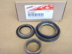 New Dana 44 Spindle Bearing Seal Kit Bronco And F150 1993 1996