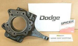 Dodge Dana 44 1974 79 Knuckle Right Hand Passengers Flat Top Full Time 8 Lug 4x4