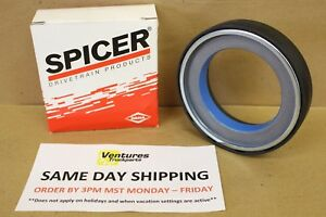 Inner Knuckle Vacuum Seal Ford F250 F350 Excursion Dana 50 Or 60 Front 98 To 04