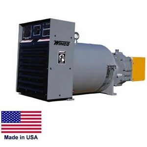 Generator Pto Driven 35 Kw 35 000 Watts 120 240v 1 Phase Commercial