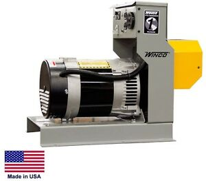 Generator Pto Powered 15 000 Watt 15 Kw 120 240v 1 Phase Brushless
