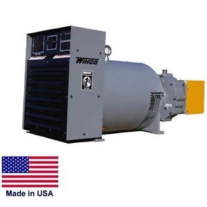 Generator Pto Powered 35 000 Watt 35 Kw 120 240v 1 Phase Copper Wind