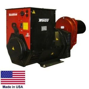 Generator Pto Driven 100 Kw 100 000 Watts 120 240v 1 Phase Industrial