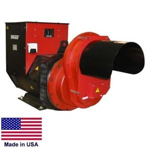 Generator Pto Driven 105 Kw 105 000 Watts 120 208v 3 Phase Heavy Duty