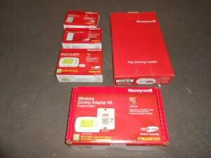 Honeywell Yhz432r1108 y3164 Wireless Truezone System Kit 167547