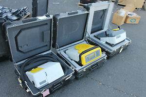 Inficon Hapsite Portable Gas Chromatograph Gc Ms System 3 Pcs
