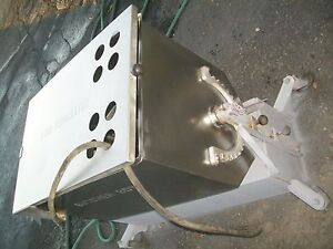 Dough Mixer 3 Ph S steel Mixer s steel Tank And Paddle lid 900 Items On E Bay