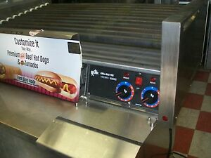 Star Max Pro Hot Dog Roller 2 Thermostats 115volts 50 Counts 900 Items More