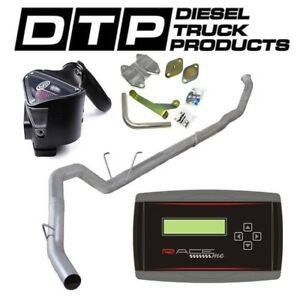 Raceme Jr 5 Exhaust Dpf Delete For Dodge Cummins Diesel 6 7 07 12 Egr S