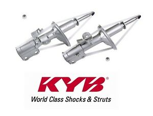 For Set Of Front Left Right Struts Kyb Excel G For Toyota Previa 1991 1997
