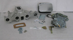 Ford 2 0 2 3 Pinto Mustang Ranger Weber 38 38 Conversion With Free Dvd