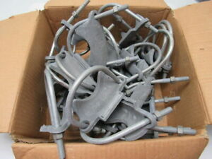 Appleton Pc 300ra 3 Right Angle Conduit K Clamps Box Lot Of 25