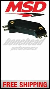 Msd Ignition Module Street Fire For Gm Hei Distributors Pn 8362