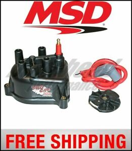 Msd Ignition Distributor Cap And Rotor Modified Acura Integra Gsr 94 01