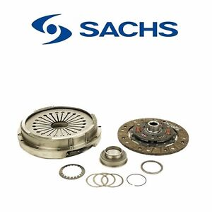 For Porsche 944 S S2 Clutch Kit Spring Hub Disc Oem Sachs Plate Release Bearing