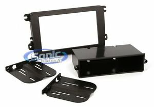 Scosche Vw2317ab Single Double Din Install Dash Kit For 2006 Up Vw Jetta Gti