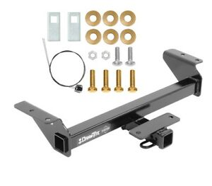 Trailer Tow Hitch For 16 21 Toyota Tacoma All Styles Class 3 2 Towing Receiver