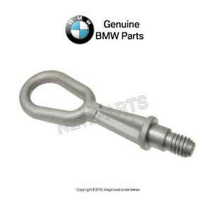 For Bmw E53 E60 E65 E70 E90 E91 Tow Hook Genuine New Towing Hinge Eye